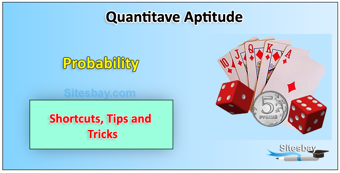 probability tips and tricks