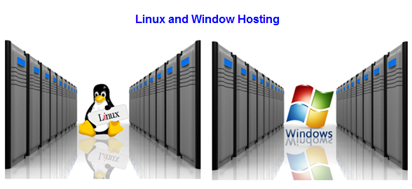 Linux and window Hosting
