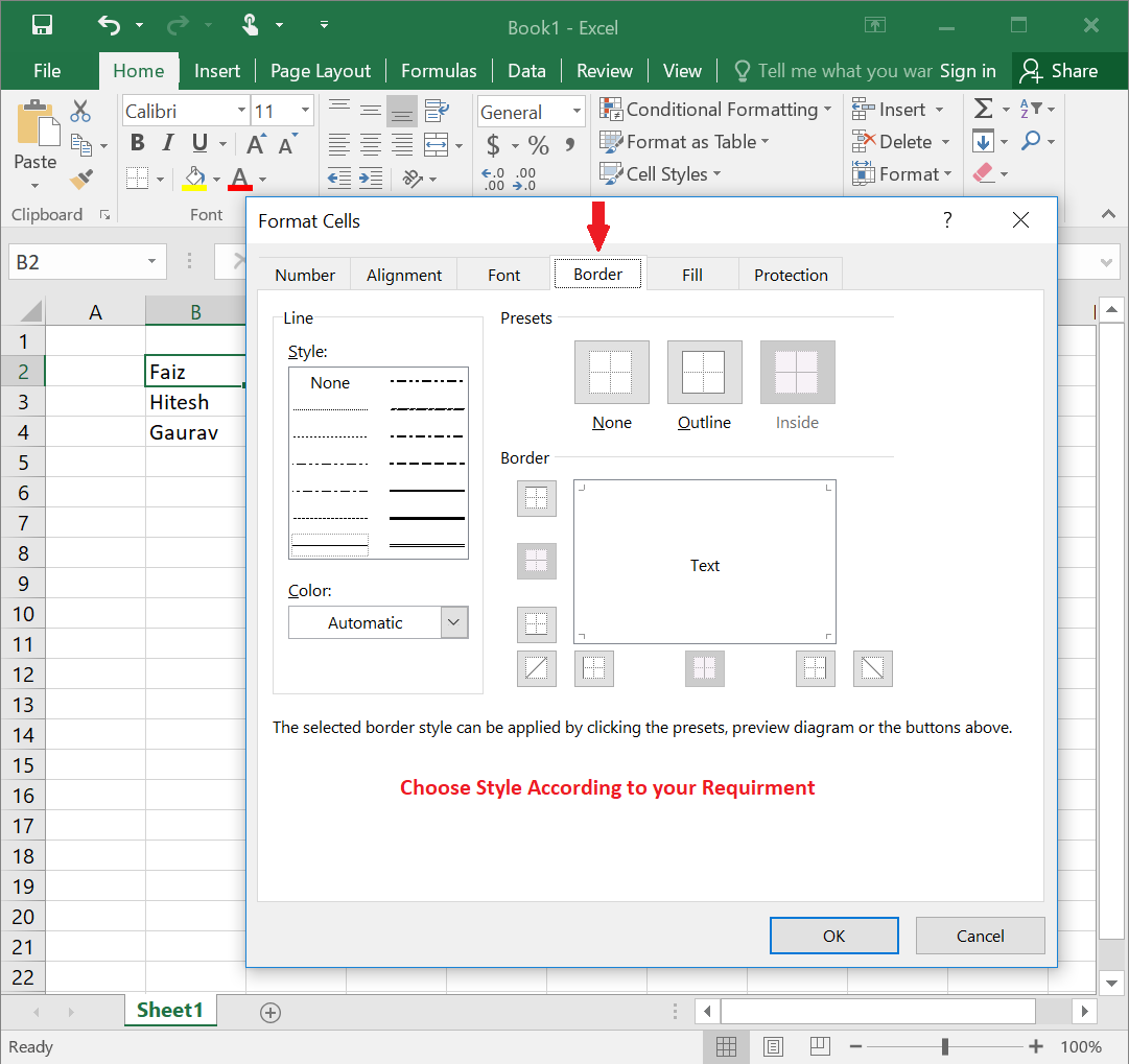 remove page break in excel