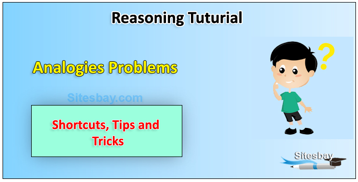 analogies problem tips and tricks