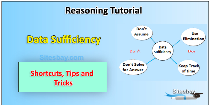 data sufficiency tips and tricks