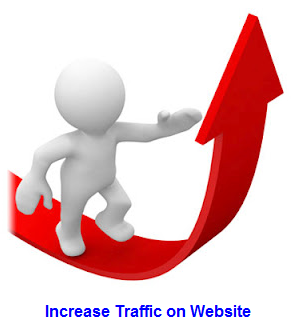Increased Traffic on website