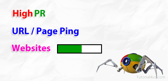 How to Ping URL - SEO Tutorial