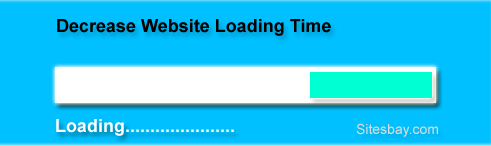 reduce website loading time